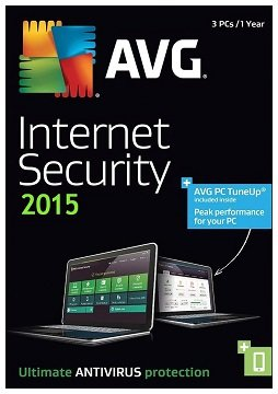 AVG Internet Security 2015 15.0.6037 (2015) [Multi/Rus]