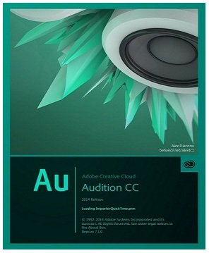 Adobe Audition CC 2015.0 8.0.0.192 Portable by PortableWares [Multi/Ru]