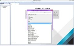 VMware Workstation 11.1.1 Build 2771112 RePack by KpoJIuK (2015) [Rus/Eng]