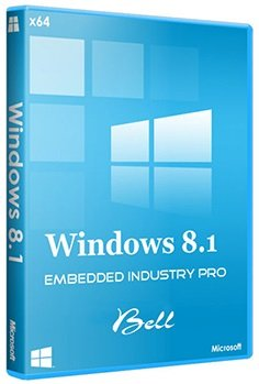 Windows 8.1 Embedded Pro (x64) Update 3 ( Delete Story-OneDrive ) 29.6 by Bell (2015) [RUS/ENG/UKR]