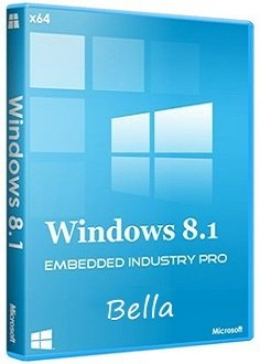 Win 8.1 Embedded Pro (x64) Update 3 (Full-Variant-Aero-Soft) by Bella (2015) [Rus]