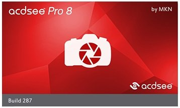 ACDSee Pro 8.2 Build 287 Lite RePack by MKN (24.07.2015) [Rus/Eng]