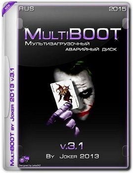 MultiBOOT by Joker 2013 v3.1 (2015) [RUS]