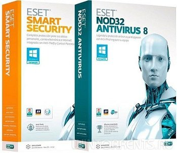 ESET NOD32 Antivirus / Smart Security 8.0.319.1 RePack by ABISMAL (2015) [Rus]
