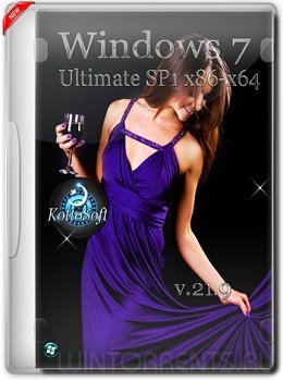 Windows 7 Ultimate SP1(x86-x64) KottoSOFT v.22.9 (2015) [Rus]
