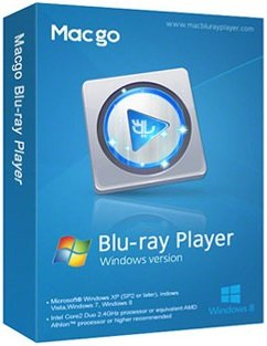 Macgo Windows Blu-ray Player 2.16.5.2096 RePack by LOMALKIN [RUS]