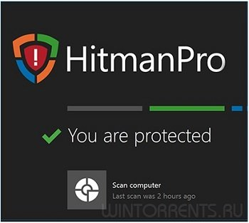 HitmanPro 3.7.9 Build 246 (2015) [Multi/Ru]