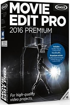 MAGIX Movie Edit Pro 2016 Premium 15.0.0.77 (x64) (2015) [En]