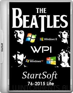 The Beatles WPI DVD StartSoft 76-2015 Lite (2015) [Ru]