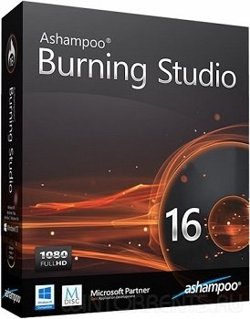 Ashampoo Burning Studio 2016 16.0.2.3 (2015) [Multi/Ru]