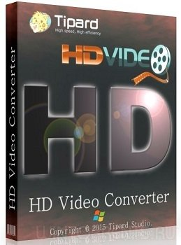 Tipard HD Video Converter 7.3.6 RePack (& Portable) by TryRooM (2016) [Multi/Ru]