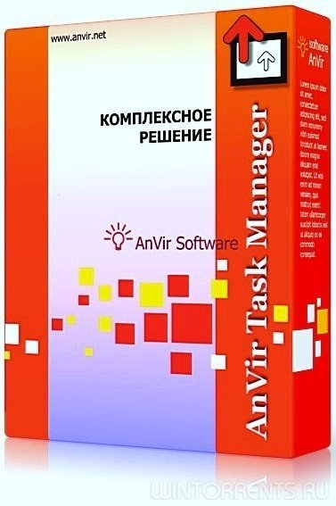 Anvir Task Manager 8.0.5 Final RePack (& Portable) by KpoJIuK [Rus]