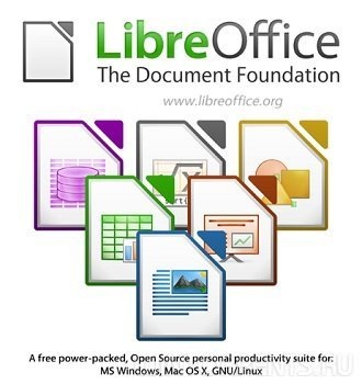 LibreOffice 5.1.3 Stable + Help Pack (2016) [Multi/Rus]
