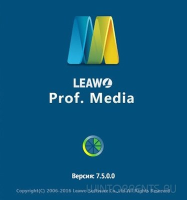 Leawo Prof. Media 7.5.0.0 (2016) [ML/Rus]