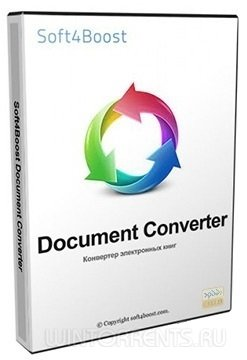 Soft4Boost Document Converter 4.4.7.335 (2016) [Multi/Rus]