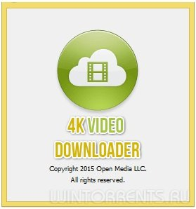 4K Video Downloader 4.1.1.2070 + Portable (2016) [Multi/Rus]