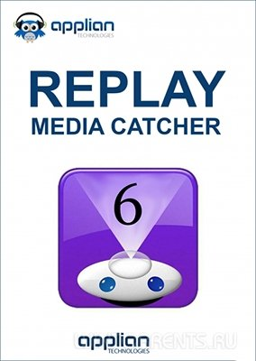Replay Media Catcher 6.0.1.27 (2016) [Eng]