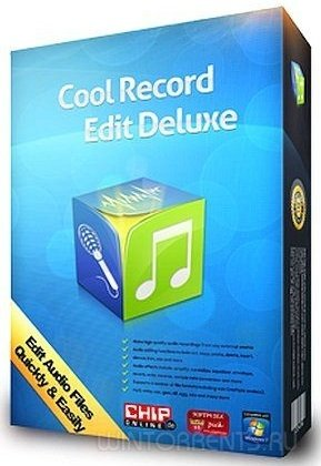 Cool Record Edit DeLuxe 9.1.5 (2016) [Rus/Eng]