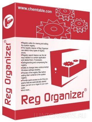Reg Organizer 7.36 Final RePack (& Portable) by KpoJIuK (2016) [Multi/Rus]