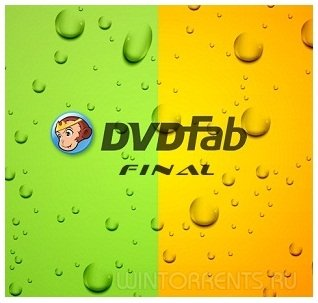 DVDFab 9.2.4.4 Final + Portable by PortableAppZ (2016) [Multi/Rus]