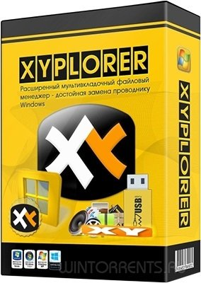 XYplorer 16.90 Portable by PortableAppC (2016) [Multi/Rus]