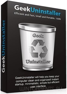 Geek Uninstaller 1.4.0.84 Portable (2016) [Rus]