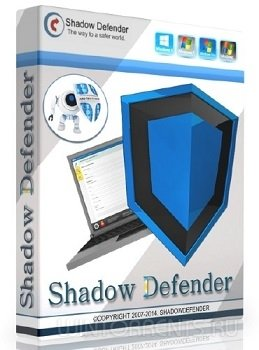 Shadow Defender 1.4.0.635 RePack by KpoJIuK (2016) [Rus/Eng]