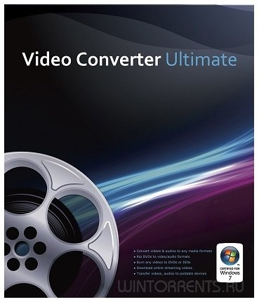 Wondershare Video Converter Ultimate 9.0.2 (2017) [Multi/Rus]