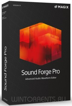 MAGIX Sound Forge Pro 11.0 Build 345 RePack by MKN (2016) [Ru/En]