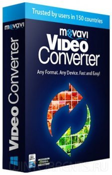 Movavi Video Converter 17.1.0 Portable by Baltagy (2016) [Multi/Rus]