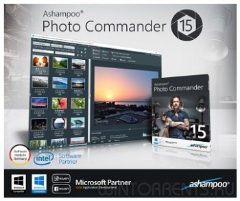 Ashampoo Photo Commander 15.0.3 RePack (& Portable) by KpoJIuK (2017) [Ru/En/Uk]
