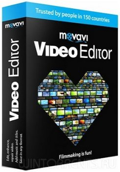 Movavi Video Editor 12.1.0 RePack by KpoJIuK (2017) [ML/Rus]