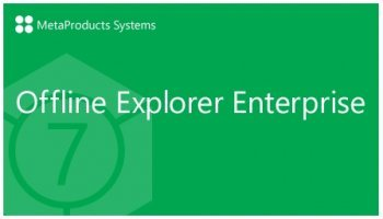 MetaProducts Offline Explorer Enterprise 7.4.4560 Portable by punsh (2017) [Ru/En]
