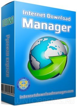 Internet Download Manager 6.27 Build 3 RePack by D!akov (2017) [ML/Rus]