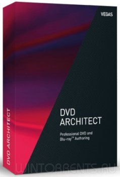 MAGIX Vegas DVD Architect 7.0.0 Build 54 RePack by D!akov (2017) [Ru/En]