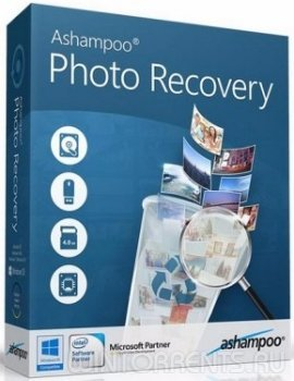 Ashampoo Photo Recovery 1.0.5 RePack by вовава (2017) [En/Ru]