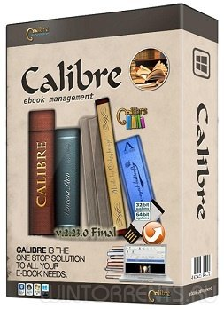 Calibre 3.1.1 + Portable (2017) [Multi/Rus]
