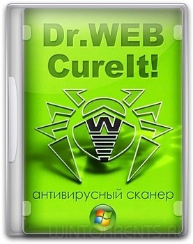 Dr.Web CureIt! 11.1.2 (20.07.2017) [Multi/Rus]