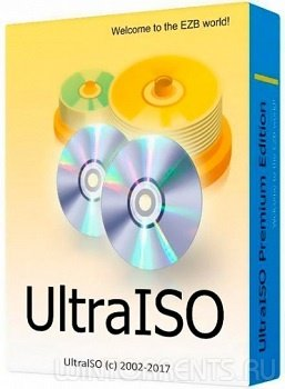UltraISO Premium Edition 9.7.0.3476 RePack (& Portable) by KpoJIuK (2017) [Ru/En/Uk]