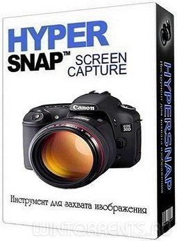 HyperSnap 8.13.04 RePack (& Portable) by TryRooM (2017) [Eng/Rus]