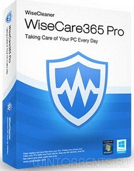 Wise Care 365 Pro 4.7.2.455 RePack (& Portable) by elchupacabra (2017) [Ru/En]
