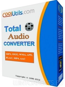 CoolUtils Total Audio Converter 5.2.0.155 RePack by KpoJIuK (2017) [Multi/Rus]