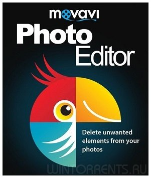 Movavi Photo Editor 4.4.0 RePack by вовава (2017) [Eng/Rus]
