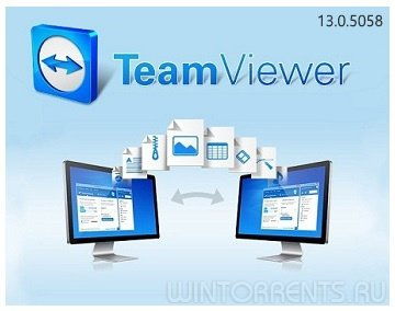 TeamViewer Free 13.0.5058 + Portable (2017) [Multi/Rus]