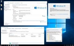 Windows 10 (x64) 1709.16299.125 5in1 v.12.2017 by YahooXXX (2017) [Rus]