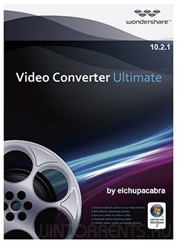 Wondershare Video Converter Ultimate 10.2.1 RePack by elchupacabra (2018) [Rus|Eng]