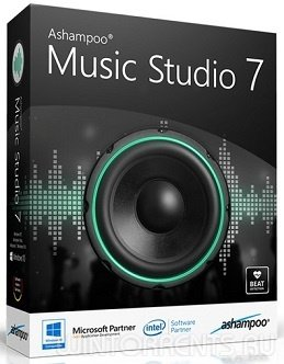 Ashampoo Music Studio 7.0.2.4 RePack & Portable by elchupacabra (2018) [Ru/En]