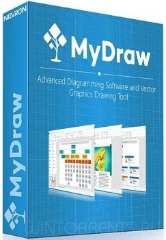 MyDraw 2.0.3 RePack by вовава (2018) [Eng/Rus]