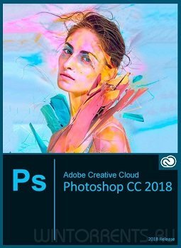Adobe Photoshop CC 2018 19.1.4.56638 RePack by KpoJIuK