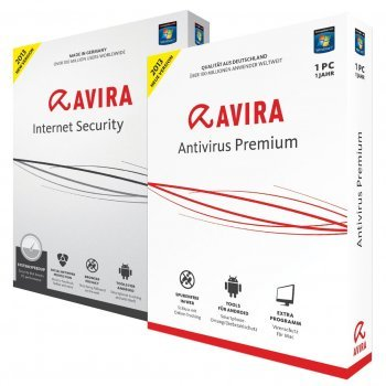 Avira Antivirus Premium / Avira Internet Security 2013
